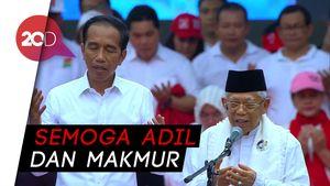 Doa Maruf di Kampanye Tangerang: Jangan Jadikan Negara Ini Bubar dan Punah