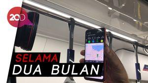 Gunakan Teknologi Leakage Cable, Smartfren Uji Coba Sinyal di MRT