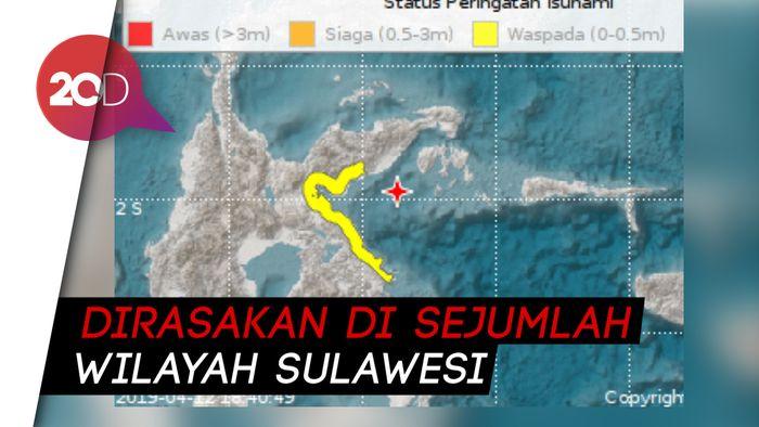 Begini Kedahsyatan Gempa Sulteng dari Kacamata BMKG