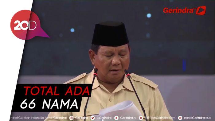 Sederet Bursa Calon Menteri Prabowo: Fahri Hingga Yusuf Martak
