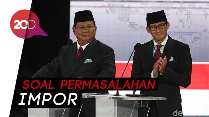 Prabowo Tak Salahkan Jokowi, Singgung Presiden Sebelumnya