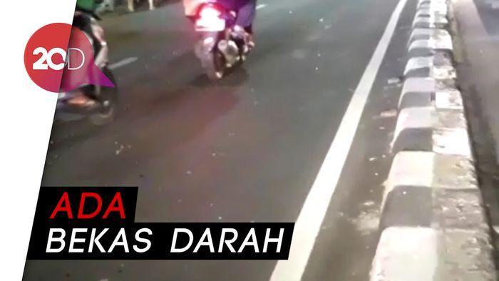 Mobil Tabrak Pejalan Kaki di Dekat Manggarai