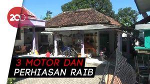 Berbekal Bondet, Perampok Acak-acak Rumah Ketua KPPS di Probolinggo