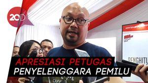 KPU Akan Santuni Petugas KPPS yang Meninggal Saat Tugas