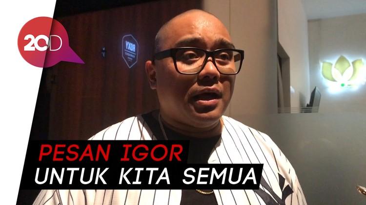 Igor Saykoji: Bukan 01 atau 02, tapi Kita Sama-sama Indonesia