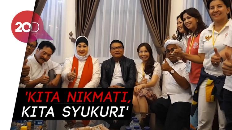 TKN Jokowi: Kita Tak Perlu People Power, People Party Saja