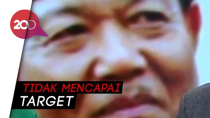 Bupati Madina Minta Mundur Gegara Suara Jokowi Kalah