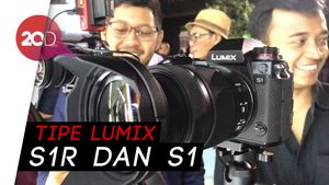 Panasonic Luncurkan Mirrorless Anyar Full-Frame LUMIX Seri S