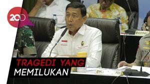 139 Petugas Pemilu Meninggal, Wiranto: Kita Sangat Menyesal