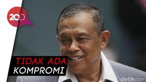 Djoko Santoso Bersyukur Prabowo Tak Temui Luhut