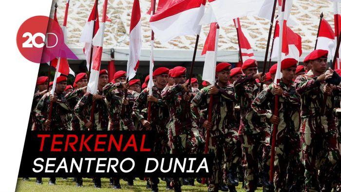 Panglima TNI ke Prajurit Kopassus: Kalian Hantu Bagi Musuh Negara