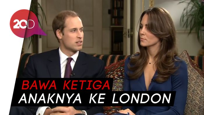 Pernikahan Pangeran William dan Kate Middleton di Ujung Tanduk?