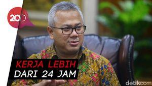 Analisis KPU Soal Penyebab Anggota KPPS Bertumbangan