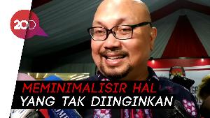 KPU Siapkan Dokter Dampingi Petugas Rekapitulasi Suara
