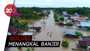 Selain Normalisasi Sungai, Pemkot Bengkulu Minta Bikin Waduk