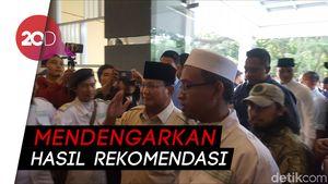 Ditemani Amien Rais dan Fadli Zon, Prabowo Hadiri Ijtimak Ulama III