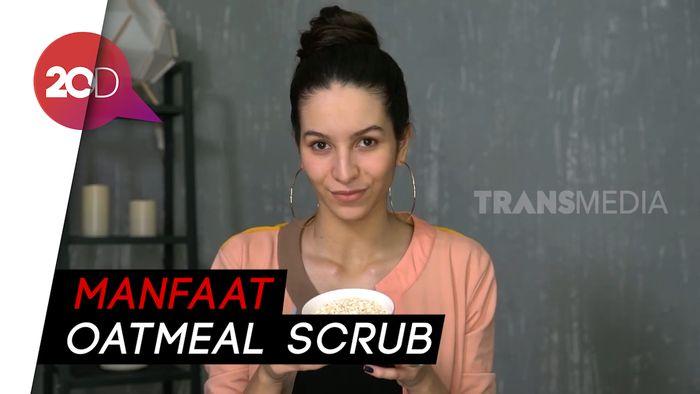 Yuk Bikin Facial Scrub Sendiri dari Oatmeal!