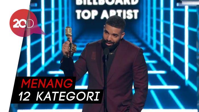 Drake Menang Besar, Ini Daftar Lengkap Pemenang BBMA 2019