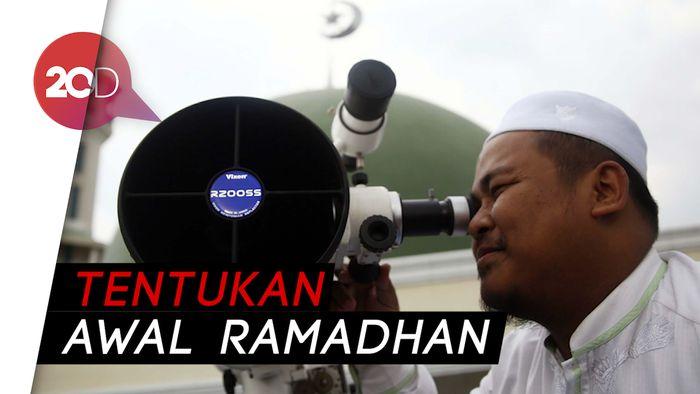 Sore Ini, Kemenag Gelar Sidang Isbat Tentukan Awal Ramadhan