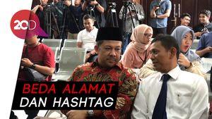 Ditanya soal Akun, Fahri Malah Ajari Jaksa Teori Twitter