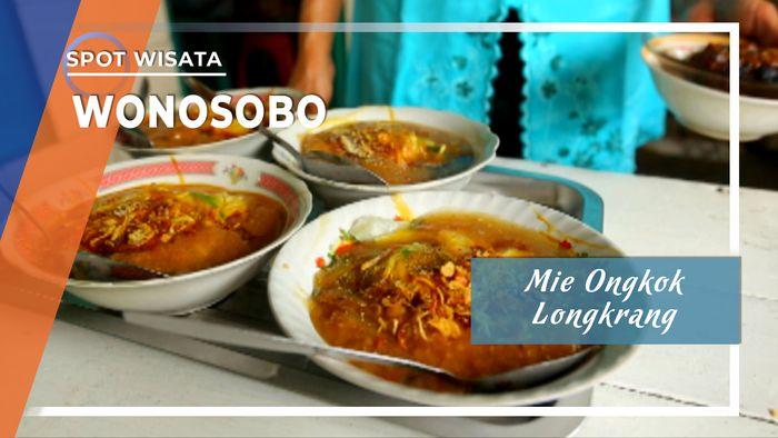 Mie Ongklok Longkrang Khas Wonosobo