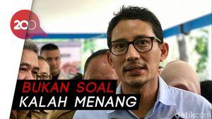 Akan Buka Hasil Pilpres Internal, Sandi: PKS Punya Data Lengkap