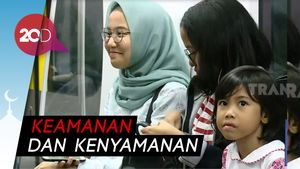 Kini Ada Gerbong Khusus Wanita di MRT Jakarta