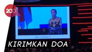 Duka Cita Mendalam Jokowi untuk Petugas KPPS yang Wafat