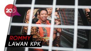 Rommy Ajukan Praperadilan ke KPK, Diputus 14 Mei