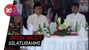 Usai Ketua MPR, Jokowi Rencanakan Bukber Bareng Ketua DPR