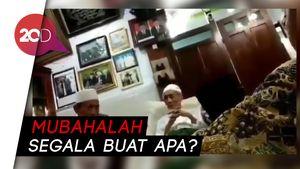 Video Mbah Moen Tolak Diajak Sumpah Mubahalah Pemilu Curang