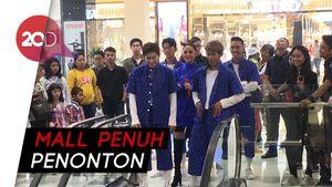 BCL hingga Armada Bius Penonton Konser Musik Spesial di TSM Cibubur