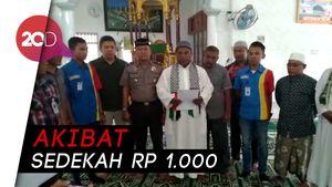 Pria Ngamuk di Minimarket Aceh Minta Maaf
