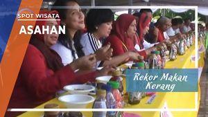 Makan Banyak Kerang ala Kabupaten Asahan