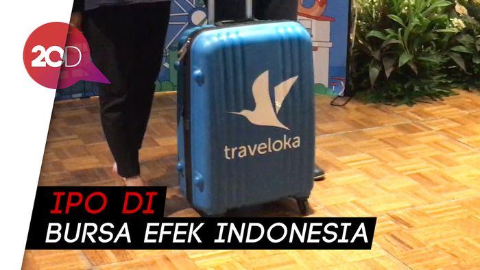 Disebut Tertarik Jadi Perusahaan Publik, Ini Kata Traveloka