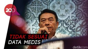 Isu Hoax KPPS Tewas Diracun, Moeldoko: Pernyataan Sesat!