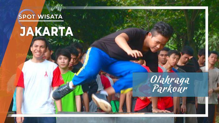 Olahraga Parkour, Jakarta