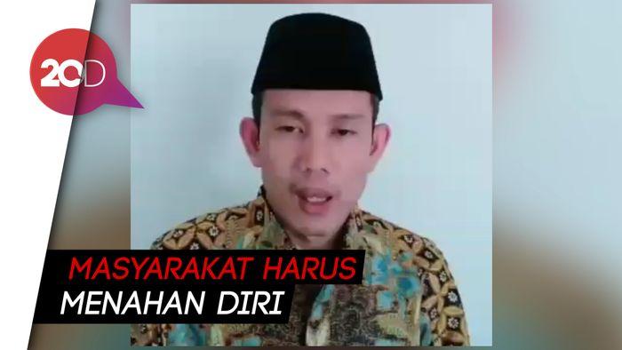 Dear Warga Bogor, Ketua PCNU Imbau Tolak Ajakan People Power