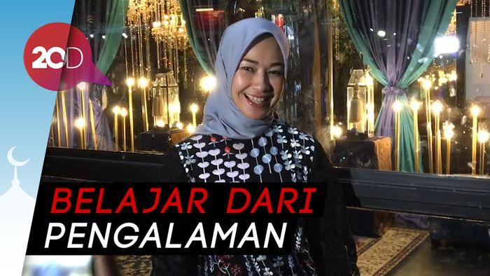 Momen Ramadhan Alya Rohali Bersama Anak