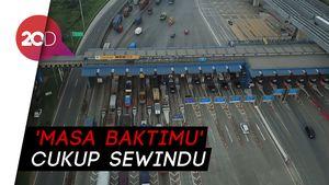 Bye-bye GT Cikarut, Sayonara Hantu Kemacetan