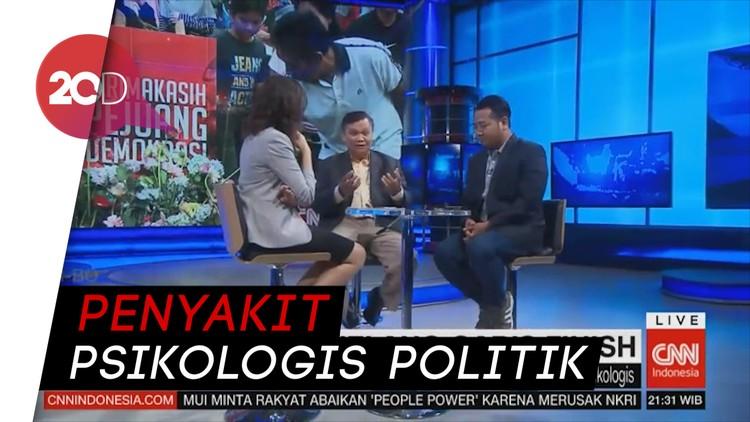 Menyikapi Fenomena Jelang Pengumuman Hasil Pemilu