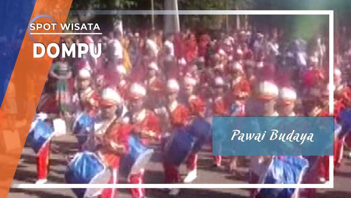 Pawai Budaya Dompu, Nusa Tenggara Barat