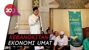 DMI Ajak Anak Muda Entrepreneur di Masjid
