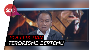 Mantan Kepala BNPT Sebut Indonesia Seperti Syria!