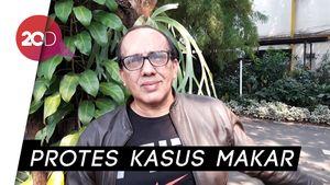 Pengacara Eggi Sudjana Sebut People Power Sudah ada di Pilpres 2014