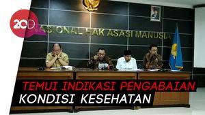 527 Petugas KPPS Wafat, Komnas HAM Minta Negara Tanggung Jawab!