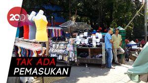 Curhat PKL Tanah Abang Akibat Rusuh 22 Mei: Amsyong!