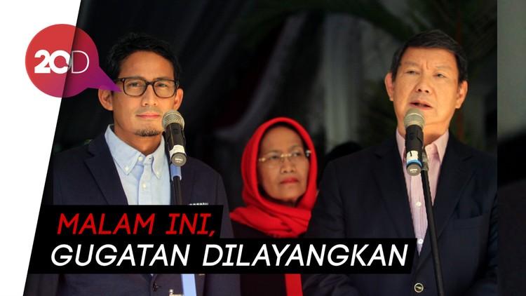 Eks Pimpinan KPK Pimpin Gugatan Prabowo-Sandi ke MK