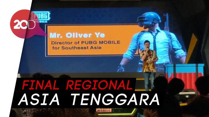 Pertama Kalinya, Final PUBG Mobile Club Open Digelar di Indonesia
