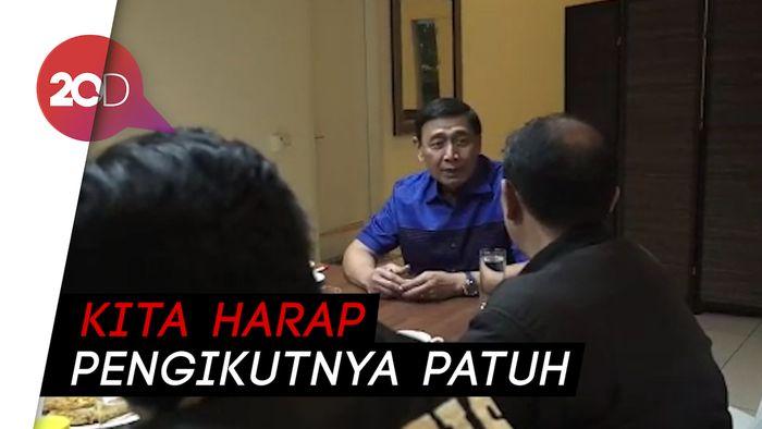Wiranto: Jika Pendukungnya Anarkistis, Prabowo Paling Bertanggung Jawab